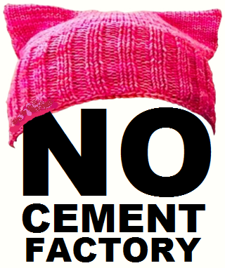 Women's March - No Cement